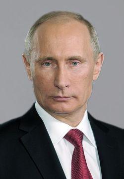 Vladimir Putin (source: www.kremlin.ru)